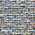 Europe collage Royalty Free Stock Photo