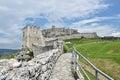 Europe, Slovakia, castle Spissky hrad