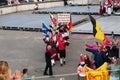 Europeade 2009, Klaipeda Royalty Free Stock Photo