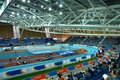 European Athletics Indoor Championships Stock Image