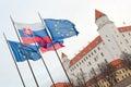 Európa, Bratislavský hrad