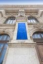 European building Stock Image