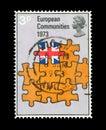 European community Royalty Free Stock Photo