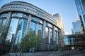 European Parliament - Brussels, Belgium Royalty Free Stock Photo