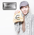 European Sovereign Debt Crisis Or Eurozone Crisis Royalty Free Stock Photography