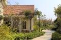 European style residences Royalty Free Stock Photo