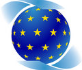European symbol Stock Photography