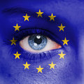 European Union concept Royalty Free Stock Images