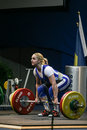 European Weightlifting Championship, Bucharest, Romania, 2009