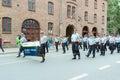 Europride parade in Oslo police politi