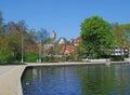 Eutin,Schleswig-Holstein,Germany Royalty Free Stock Photo