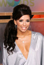 Eva longoria arriving at the mtv video music awards american airlines arena miami fl Royalty Free Stock Photo