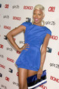 Eva marcille at ok magazine s hollywood s sexiest singles celebration lexington social house hollywood ca Stock Image