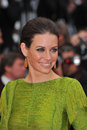 Evangeline Lilly,Woody Allen Stock Images