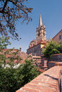 Evanghelical Church in Sibiu Royalty Free Stock Photo