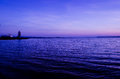 An evening impression lake altmüehl is my favorite place to take landscape and waterscape photos from my neighbourhood it is Stock Photography