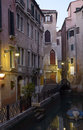 Evening in Venice Royalty Free Stock Photos