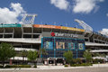 Everbank field jacksonville fl april in jacksonville is an american football stadium in downtown jacksonville and Stock Photo
