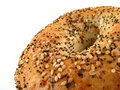 Everything Bagel Royalty Free Stock Photo