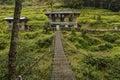 Example of construction in the area of solo khumbu shivalaya nepal — circa october circa october shivalaya Stock Photo