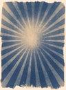 Excellent Sun Rays Vintage Gru...