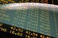 Exchange ii stock Στοκ φωτογραφία με δικαίωμα ελεύθερης χρήσης
