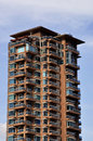 Exclusive Condominium  Royalty Free Stock Photos