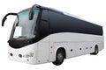 The excursion bus. Royalty Free Stock Photo