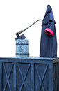 Execution Hangman Royalty Free Stock Photo