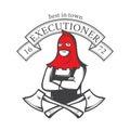 Executioner Royalty Free Stock Photo