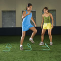 Exercício da menina. Fotografia de Stock