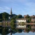 Exeter england Stock Image