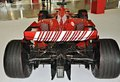 Exhibition ferrari formula one Royalty Free Stock Photo