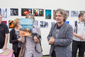 Exhibition fotopasieka gdansk poland th july competition of photography fotopsieka in addition to the community foundation of Stock Images
