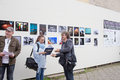 Exhibition fotopasieka gdansk poland th july competition of photography fotopsieka in addition to the community foundation of Royalty Free Stock Image