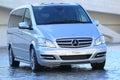 Mercedes-Benz Viano Royalty Free Stock Photo