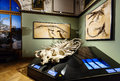 Exhibition in naturhistorisches museum vienna austria september the nhmw is a large natural history it was Stock Photo