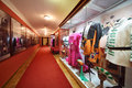Exhibition of theatrical costumes in vakhtangov theatre moscow april on april moscow russia was established Stock Photos