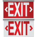Exit signs Royalty Free Stock Photo