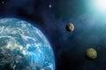 Exoplanets Solar System