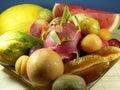 Exotic fruit Royalty Free Stock Photo
