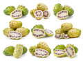 Exotic Fruit, Noni fruits Royalty Free Stock Photo