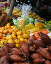 Exotic fruits Royalty Free Stock Photography