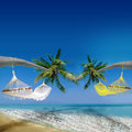 Exotic Holiday Destination Royalty Free Stock Images
