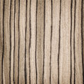 Exotic stripes wood texture or background Stock Photography