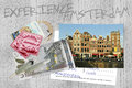Experience Amsterdam Royalty Free Stock Photography