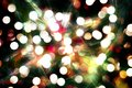 Explosive Bokeh Background With Light Streaks Royalty Free Stock Photo