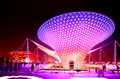 The Expo Boulevard at World Expo in Shanghai Royalty Free Stock Photo