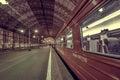 Express train. Royalty Free Stock Photo