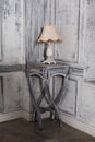 Exquisite style table lamp furniture in a